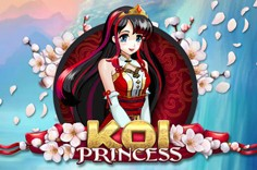 Онлайн видео-слот NetEnt Koi Princess